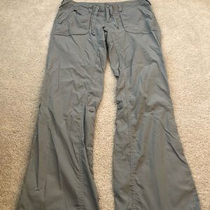 North Face Grey Utility Pants